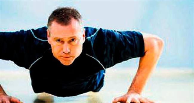 Orta yaş üstü erkekte spor kanser riskini azaltıyor