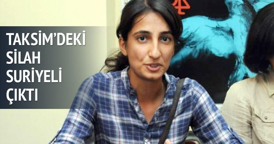 Sedat Şahin'e giden silahı DHKP-C'li Elif de kullanmış