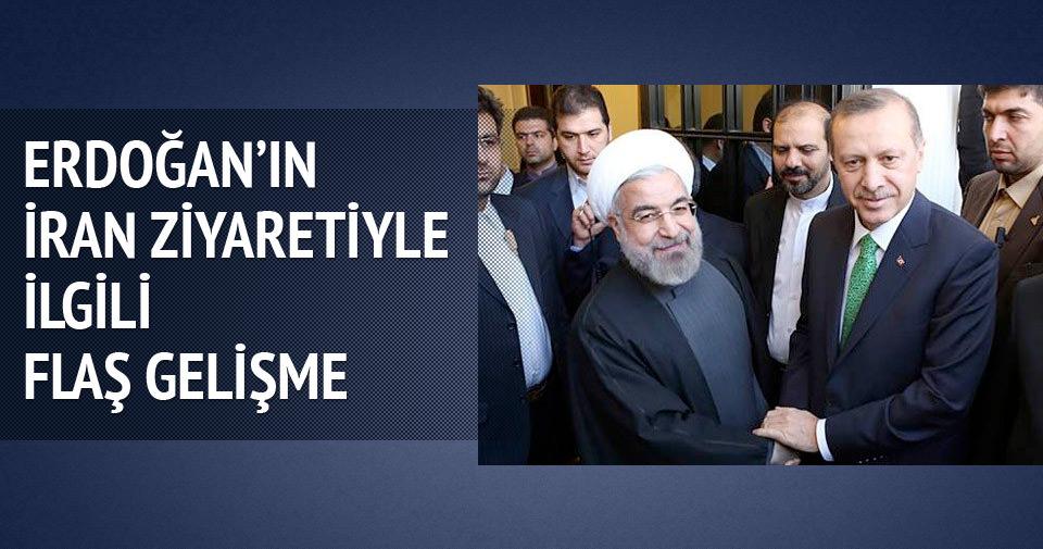 İran'dan Erdoğan'ın ziyareti ile ilgili açıklama