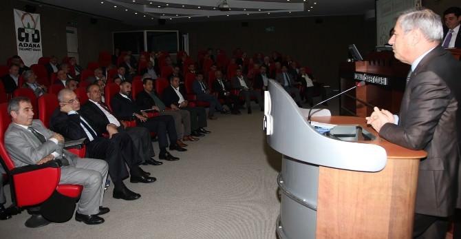 Menevşe: Adana'nın Yatırım Cazibesi Hızla Yükseliyor
