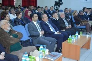 Ulus İlçe Tarihi Konferansı Verildi