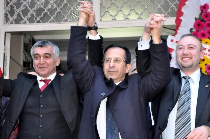 CHP Uşak'ın Ön Seçim Oy Dağılımı