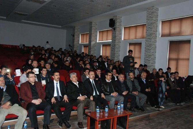 Diyarbakır'da En Güzel Kur'an-ı Kerimi Okuma Yarışması Yapıldı