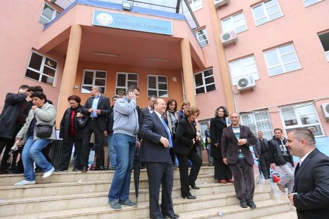 Özakcan; Ülke Genelinde Demokrasinin 'D'sindeyiz