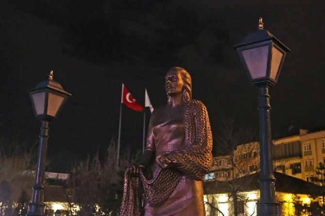 Büyükşehir'den Dünya Saati Eylemine Destek