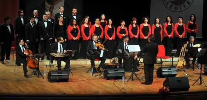 Kepez Belediyesi'nden Bahar Konseri