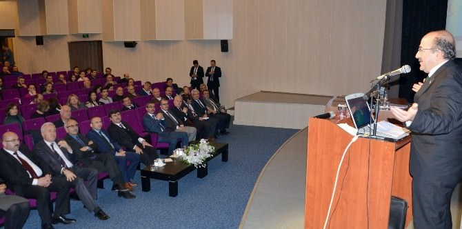 Başkan Gümrükçüoğlu 'Bilirkişilik' Sistemini Eleştirdi