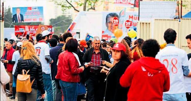 CHP'liler seçimini yaptı