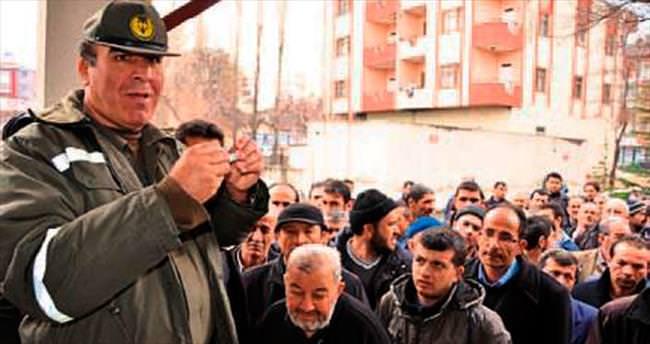 Kahramanmaraş'ta 140 kişi ağaç dikip maaşını alacak