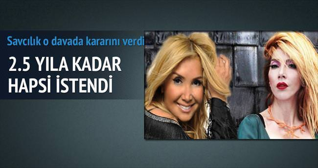 Hande Yener'e çalıntı davası