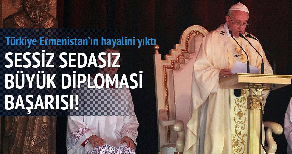 Türkiye, Ermenistan'ın hayalini yıktı