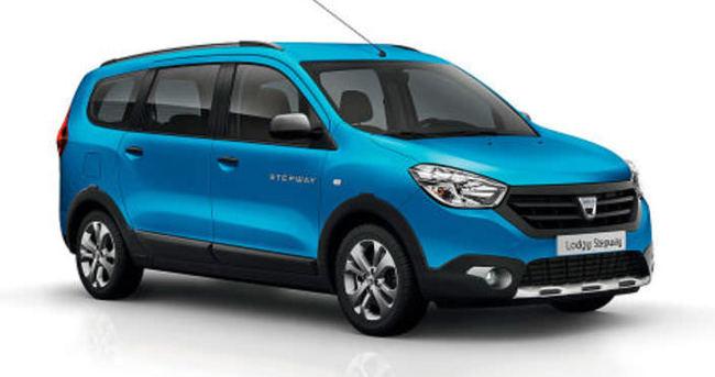 En gösterişli Dacia bayilerde