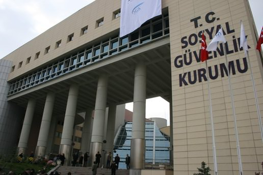 SGK Borç, GSS Borç ve Bağ-Kur Borç Sorgulama İşlemi