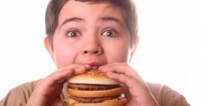 Obezite sorunu çocukluktan başlıyor