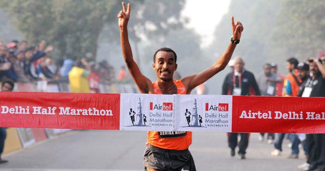 Vodafone İstanbul Yarı Maratonu'nda 26 elit atlet