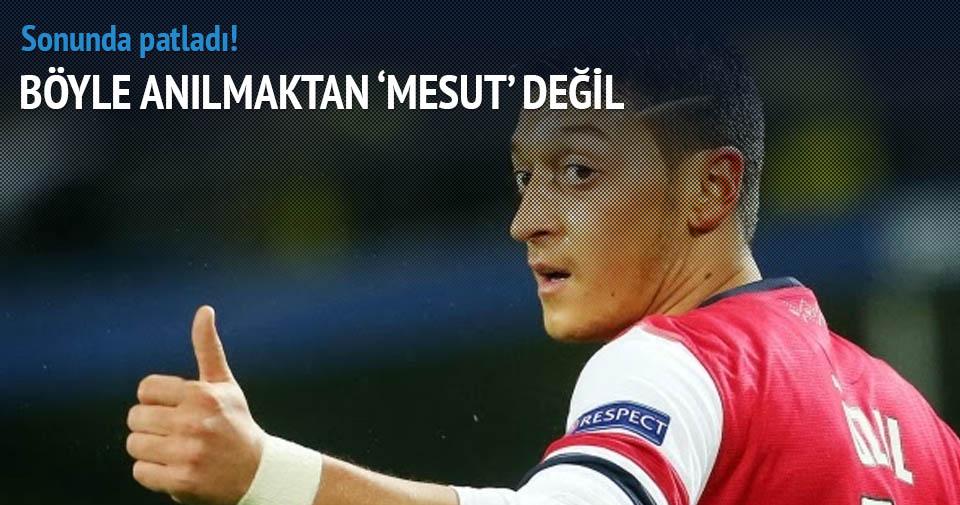 Mesut Özil 'Alman-Türk' denmesinden rahatsız