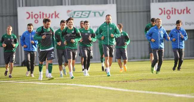 Bursaspor'a çifte müjde