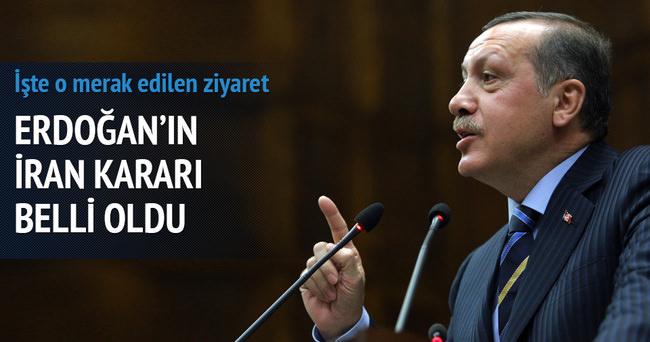 Erdoğan'ın İran kararı netleşti!