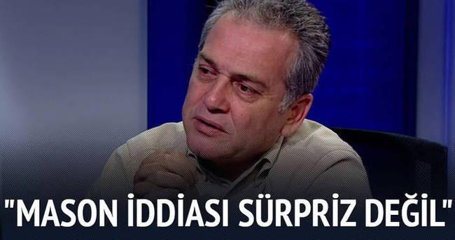 Gülen'in mason olduğu iddiası sürpriz değil