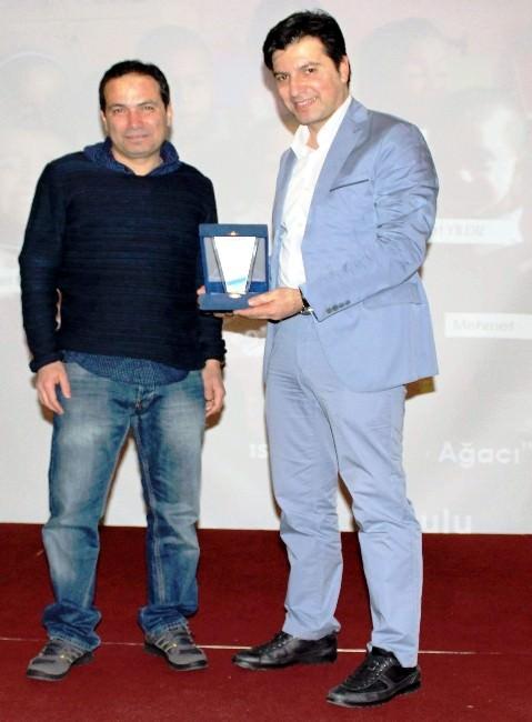 Akdeniz EDAŞ, Ahmet Şerif İzgören'i Ağırladı