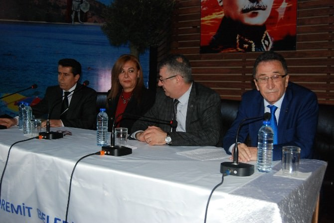 Edremit Belediye Başkanı Kamil Saka Bir Yılını Değerlendirdi