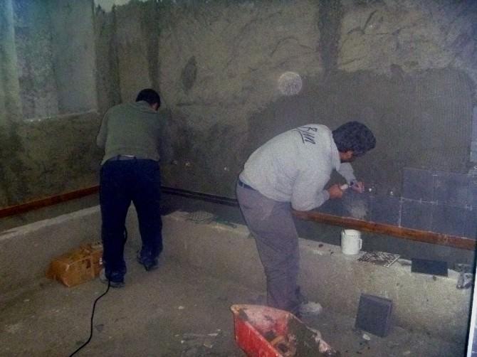 Osmangazi Camii'nde Yenileme Çalışmaları Son Aşamaya Geldi