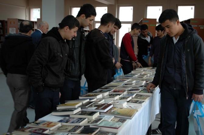 Bitlis'te 51. Kütüphane Haftası Kutlamaları