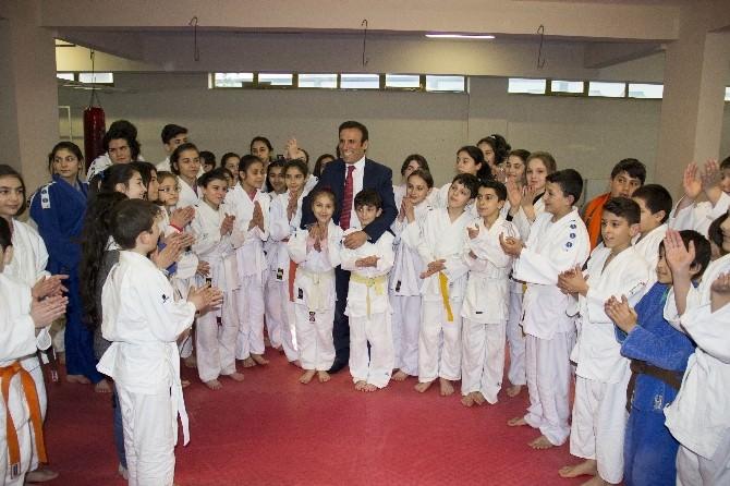 Canik'te Spora Yatırım