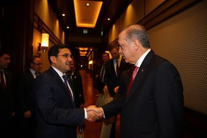 Milletvekili Koca, Cumhurbaşkanı Erdoğan'ın Yurt Dışı Gezisine Katılıyor