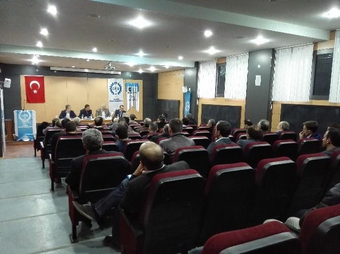 Erzurum OSB Genel Kurulu Yapıldı