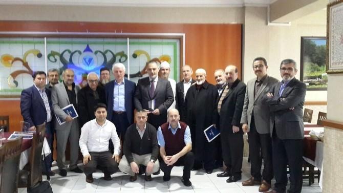 Hacıeyüpoğlu Sakva Yönetim Kurulu Başkanlığı Görevine Yeniden Seçildi