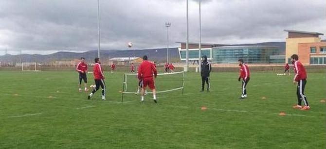 Kayserispor, Giresunspor Maçının Hazırlıklarını Sürdürdü