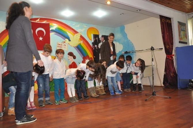 Manisa'da Kütüphane Haftası Etkinliklerle Kutlandı