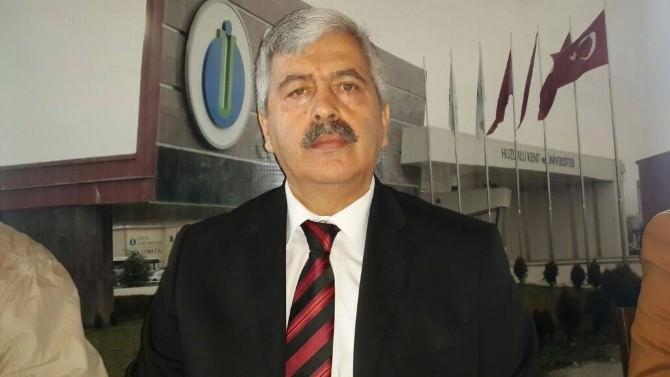Rektör Adayı Turan Karadeniz Projelerini Açıkladı