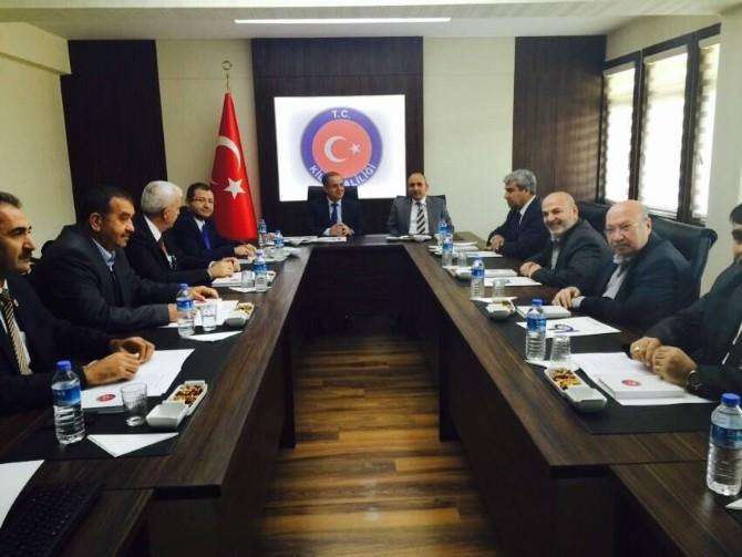 OSB Müteşebbis Heyeti Olağan Toplantısı Yapıldı