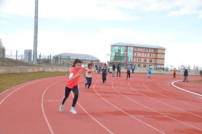 Puanlı Atletizm Heyecanı