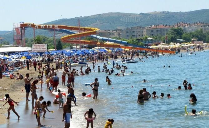 Çınarcık Bu Yaz 500 Bin Turist Hedefliyor