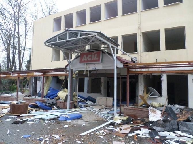 Yeni Kadın Doğum Ve Çocuk Hastanesi'nin Yapımına Hız Verildi