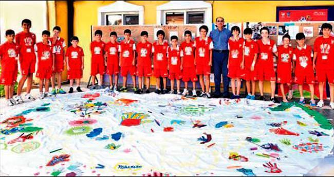 Ülker'den çocuklar için 8 yılda 33 milyon