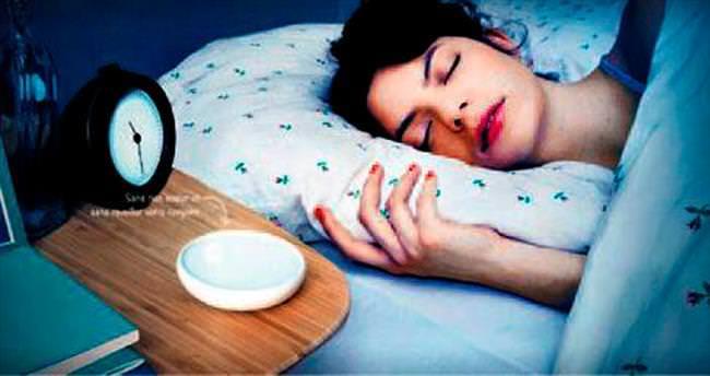 Uykuya daldıran cihaz