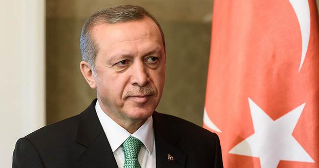 Cumhurbaşkanı Erdoğan Slovakya'ya geldi