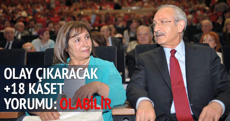 Kılıçdaroğlu'ndan +18 kaset yorumu: Olabilir