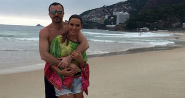 Demet Akalın ile Okan Kurt Brezilya'da