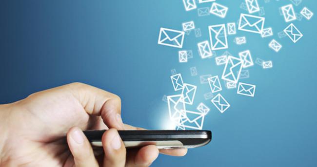 SMS yasağı 1 Mayıs'ta başlıyor