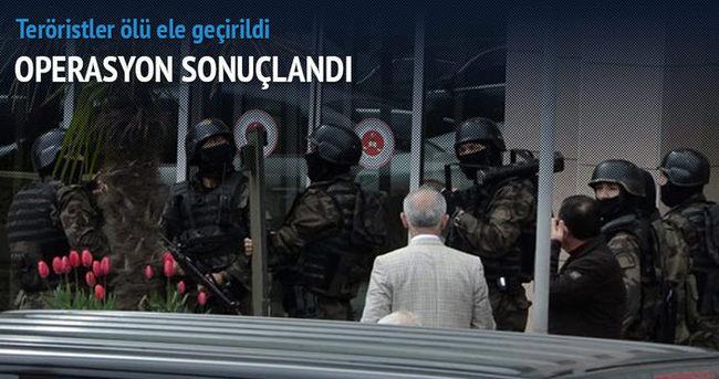 Savcı Selim Kiraz şehit oldu, 2 terörist öldürüldü