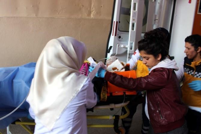 Adıyaman'da Trafik Kazası: 3'ü Çocuk 7 Yaralı
