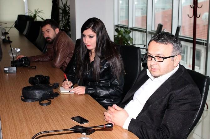 AK Parti Afyonkarahisar İl Başkanlığı Haftalık Basın Değerlendirme Toplantısı Yaptı