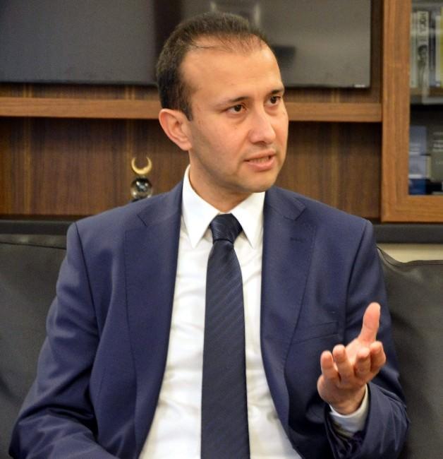 """Erürker: """"Yeni Türkiye, Ülkemizin Başkanlık Sistemi Üzerinden İnşasıdır"""""""
