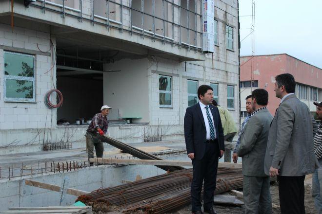 Milletvekili Tunç'tan Diş Hastane Açıklaması