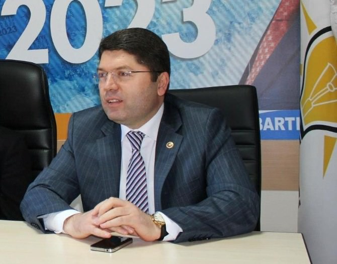 AK Parti Milletvekili Tunç Emekli Maaşı Zammını Değerlendirdi
